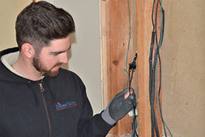 Knob and Tube Electrical Wiring